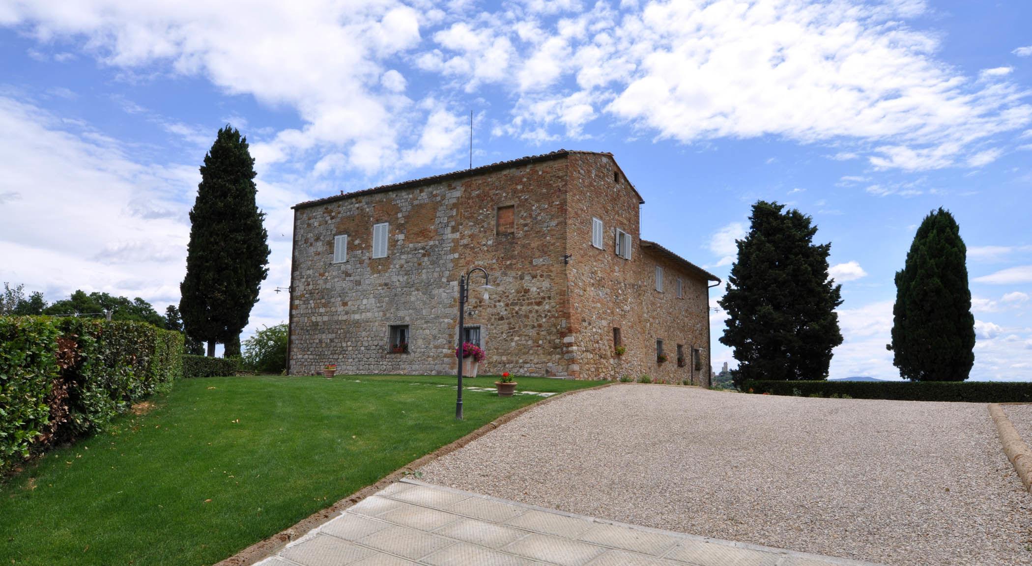 San Gimignano, Italien Ferienwohnung #RU1400448