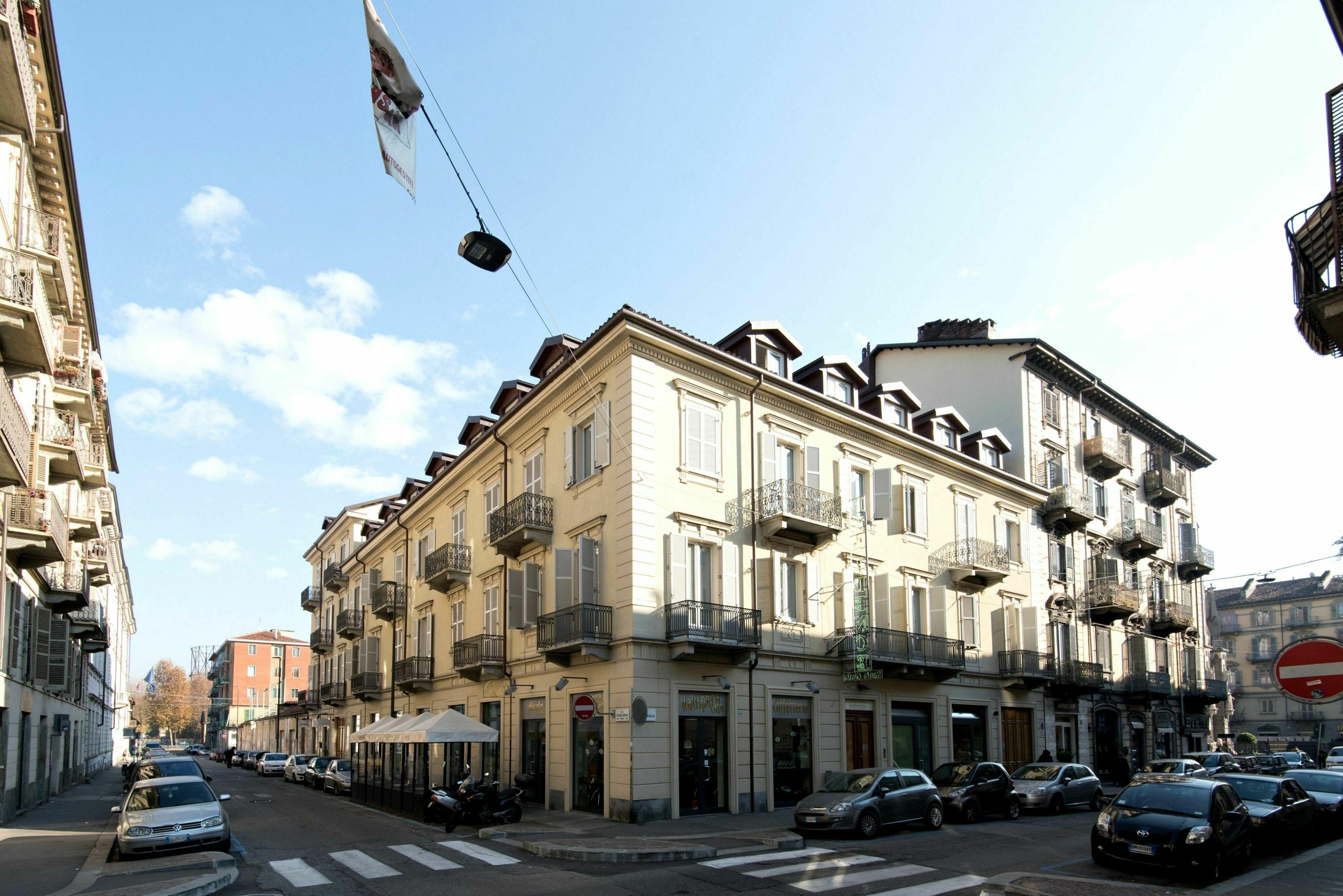 Torino, Wlochy Apartament #RU1400276